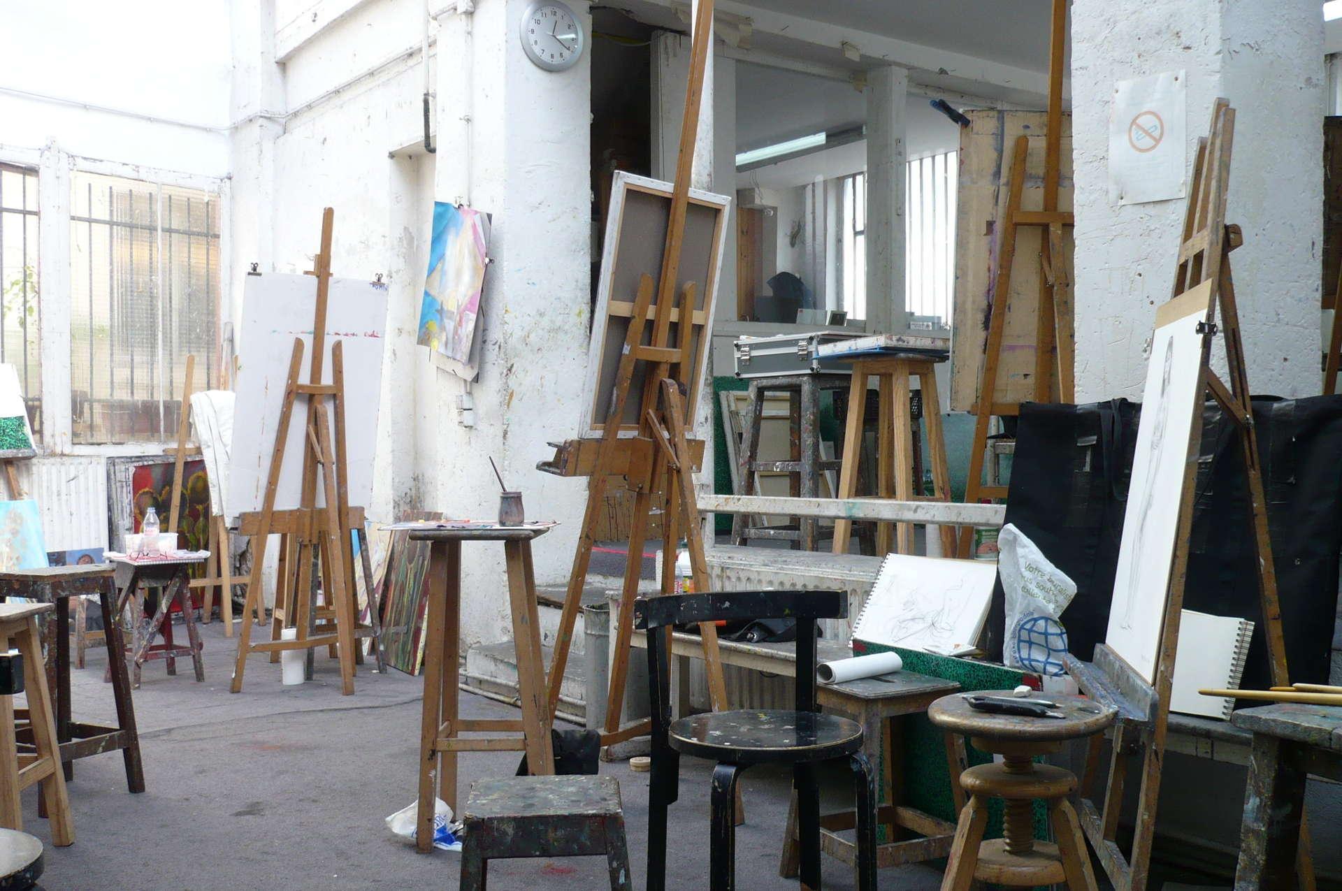 Art workshop La cour des arts