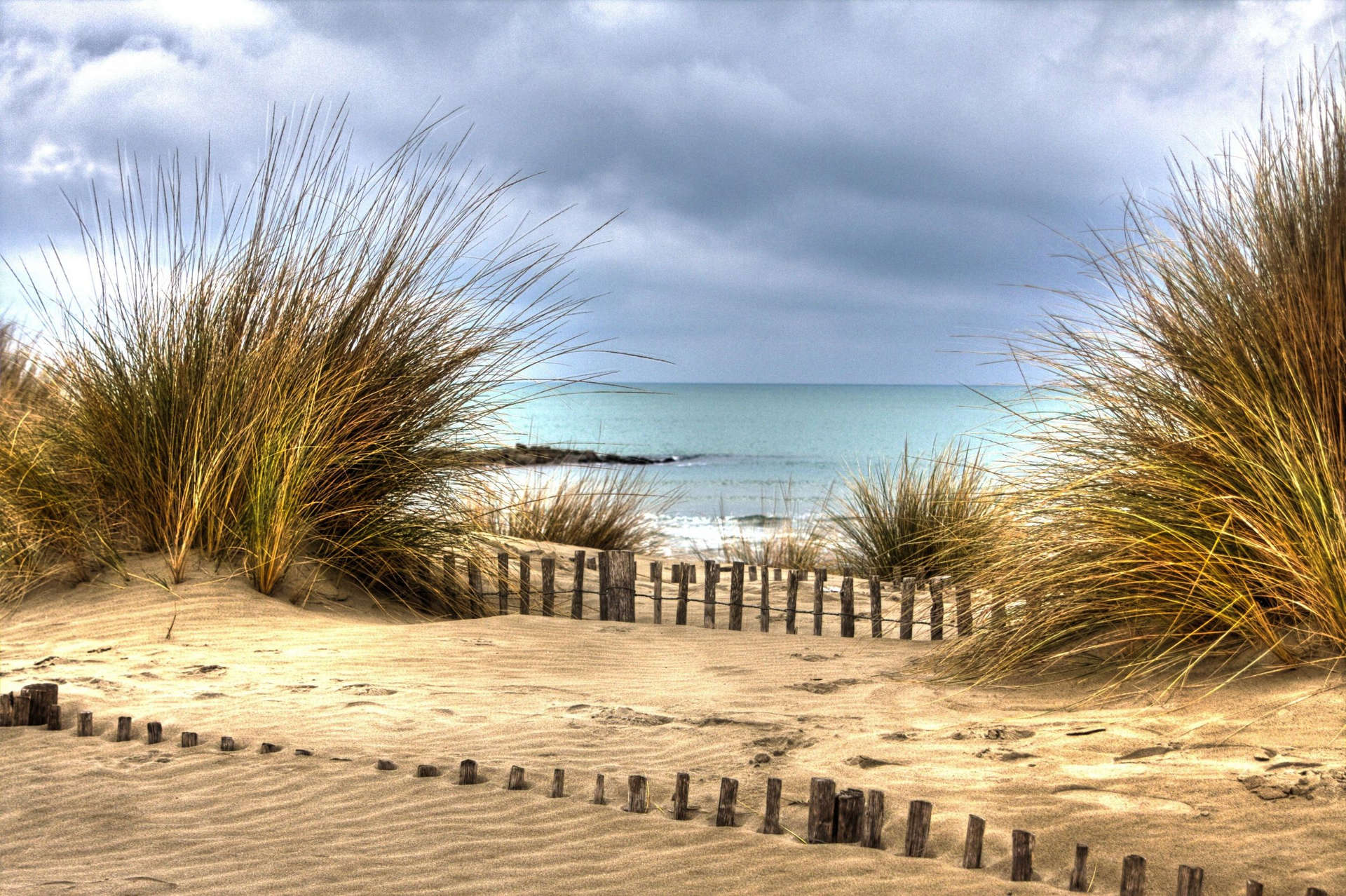 dunes camargues
