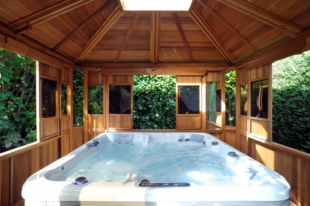 spa relaxation jacuzzi