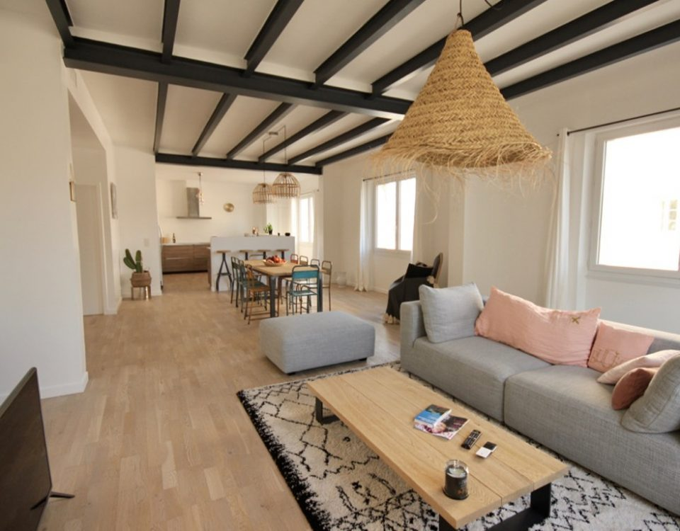 Mas Amor le loft de St Rémy luxury rental